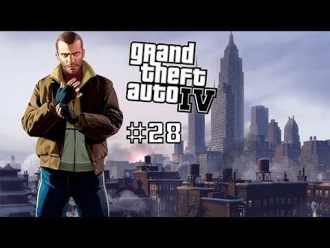 NIKO V MAFII 2 | Grand Theft Auto 4 | Part 28 | SK Let's Play | George
