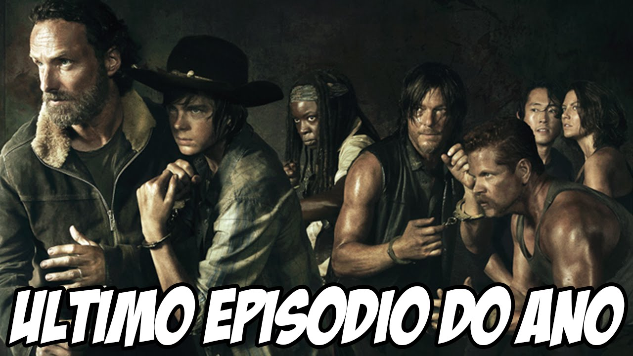 The Walking Dead Quinta Temporada – Último episódio do ano