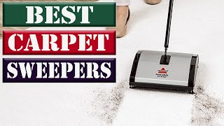 10 Best Carpet Sweepers Of 2021