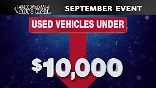 Elk Grove Automall promotion