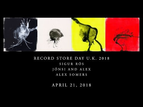 record store day u.k. - 2018