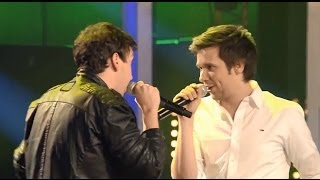 Nico vs. Marc - Blame It On The Boogie | The Voice of Germany 2013 | Battle