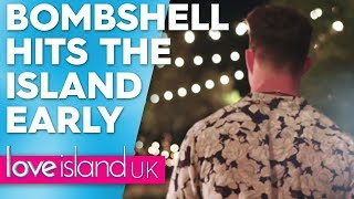 Bombshell drops with two new arrivals entering the Villa | Love Island UK 2019