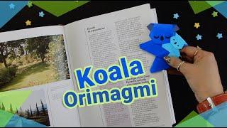 Cómo Hacer Un Koala De Papel Origami 🐨Chuladas Creativas