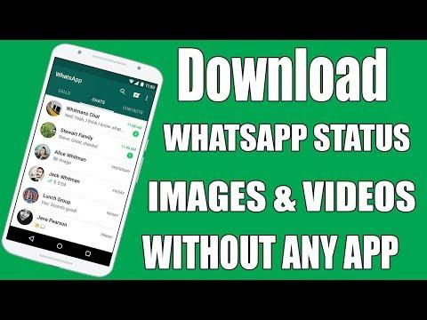 Download WhatsApp Status Video & Images | No Apps Needed | Urdu Guideline