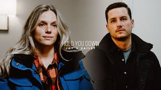 Jay & Hailey - Hold you down (+8x11)