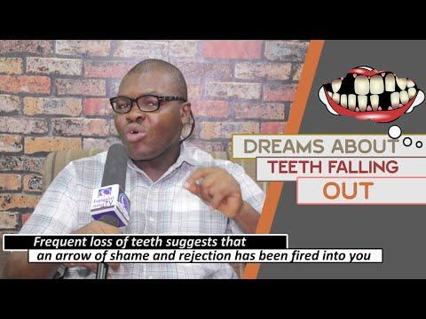 DREAMS ABOUT TEETH FALLING OUT - Evangelist Joshua Orekhie