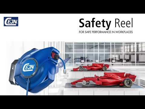 CEJN Safety Reel–Technical animation(CEJN安全型卷管器–技术动画)