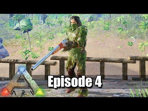 ghillie sniper ark survival