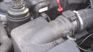2003 bmw 325i mass air flow sensor problems - मुफ्त