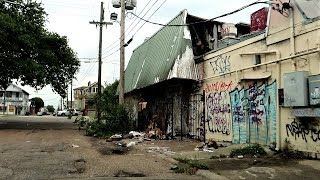 NEW ORLEANS MOST GHETTO STREETS