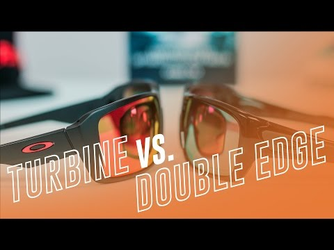 Oakley – Turbine VS Double Edge | SportRx