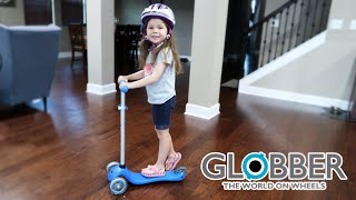 Globber Primo Scooter - Kids Learning Scooter