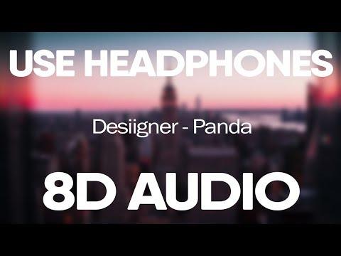 Desiigner – Panda (8D Audio)