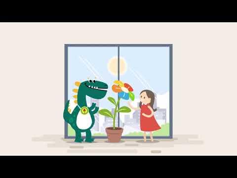 綠巨龍創造夏令營圖解動畫 1080805