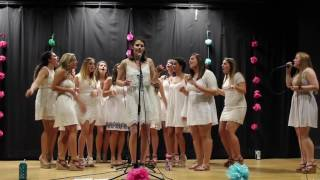 Not Your Way (MisterWives) -- Maiden Harmony UNH A Cappella