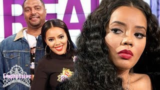 Angela Simmons reacts to the devastating loss of her ex-fiancé/child's father