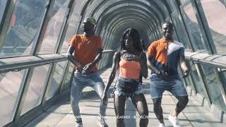 Diamond Platnumz Feat Fally Ipupa Inama Official Dance Routine #Inamachallenge