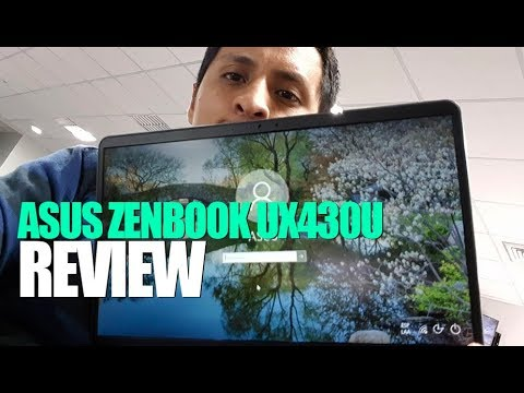 Review Asus ZenBook UX430U: análisis en español