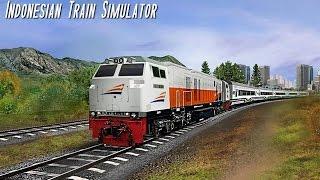 Indonesian Train Simulator - Android Gameplay HD