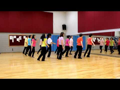 A Mini Cincinatti Fireball - Line Dance (Dance & Teach In English & 中文) Mp3