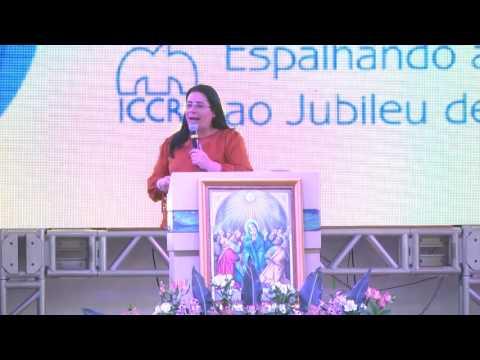 XVI Congresso Arquidiocesano   1ª Pregação: Eis o Cordeiro de Deus, aquele que tira o Pecado do Mundo - Lidiane da Silva Cunha