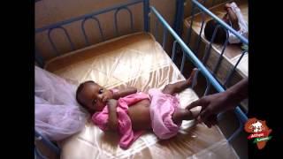 preview picture of video 'Soutien de l'orphelinat-pouponnière de Tambacounda (by Afrique Lémou)'