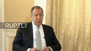 Russia: Independence referendum is 'legitimate aspiration' for Kurds - Lavrov