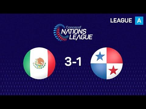 Мексика - Панама 3:1. Видеообзор матча 16.10.2019. Видео голов и опасных моментов игры