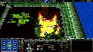 Warcraft 3   Custom Hero Survival v2.6c   Level 96 Marley