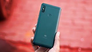 Living With The Redmi Note 5 Pro!