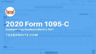 2020 Instructions for Forms 1095-C   TaxBandits