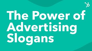 The Power of Advertising Slogans