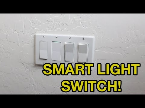 Aicliv Smart Light Switch – Quick Review