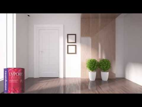 Asian Paints WoodTech Emporio PU Paints