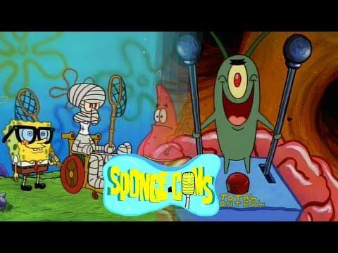 SPONGECOMS: Jellyfishing/Plankton!