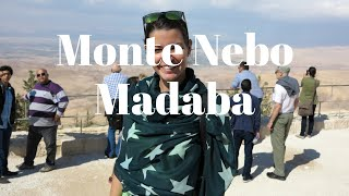 preview picture of video 'Madaba & Monte Nebo - Jordania #3'