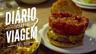 All In Burger - Diário Insano de Viagem - Video Youtube