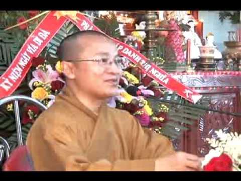 Kinh niệm Phật ba la mật 8: Mười hạnh của người tu Tịnh Độ (Phần 2) (13/12/2008) Thích Nhật Từ