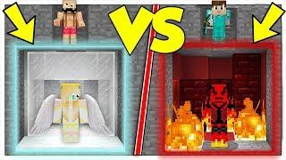 COSA SCEGLI TRA BUONO E CATTIVO? - Minecraft ITA