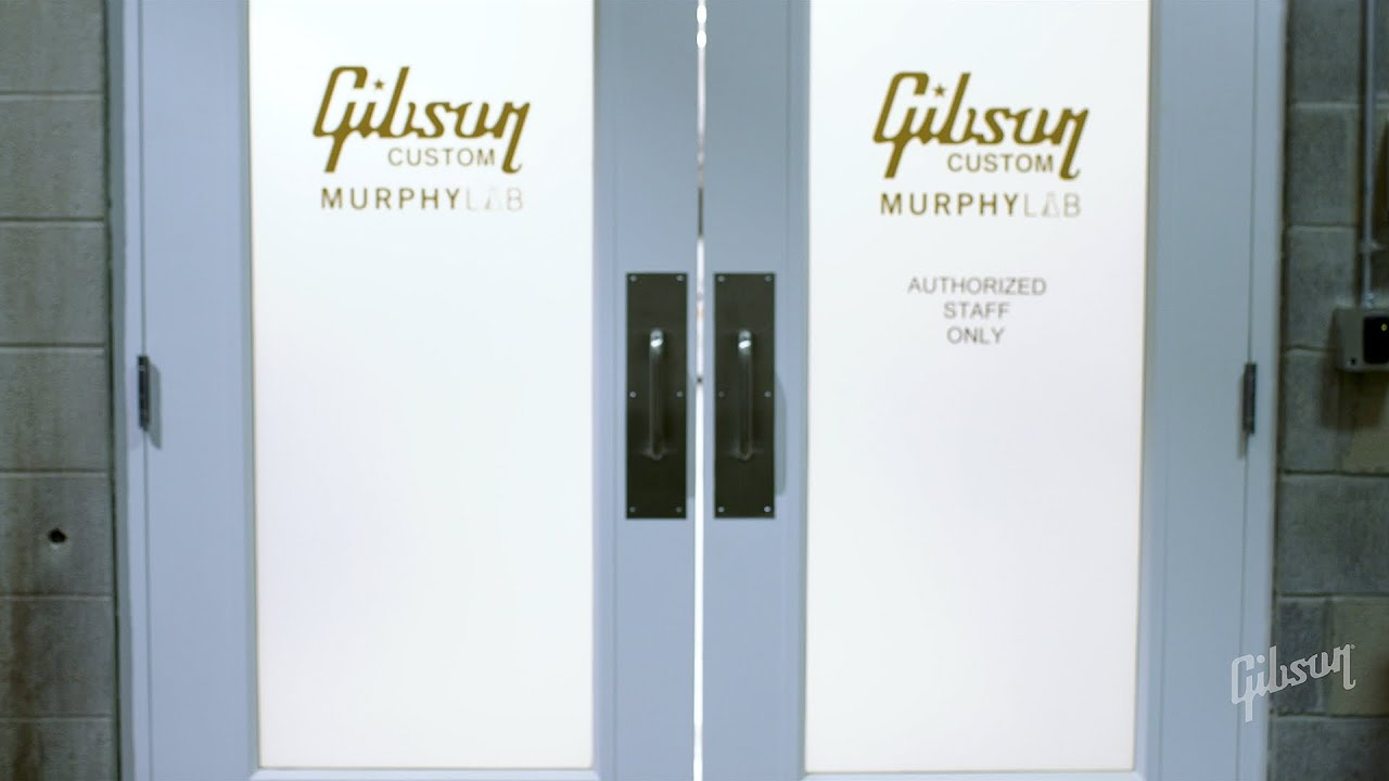 NAMM 2021: The Gibson Custom Shop Murphy Lab Collection Sneak Peak
