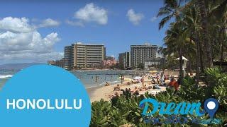 Honolulu | Dream Vacations