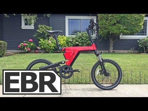 BESV PSA1 Video Review – Comfortable Compact Electric Bike