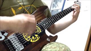 Angra Heroes Of Sand GUITAR COVER