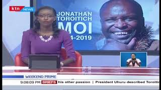 Late Jonathan Moi eulogized as kind, loving, social and down to earth man during his send-off