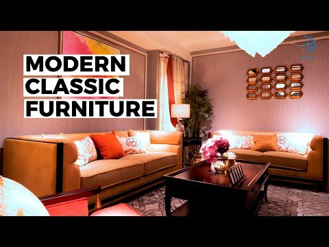 Modern classic furniture from China. Price review.
