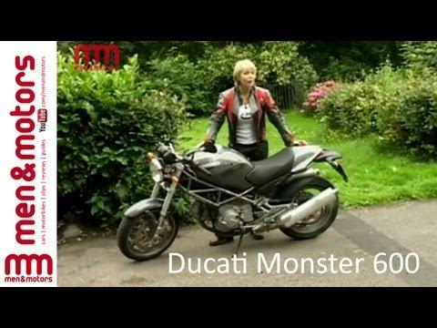 Ducati Monster 600 Review (2003)