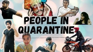 PEOPLE IN QUARANTINE | LIT MUNDE |