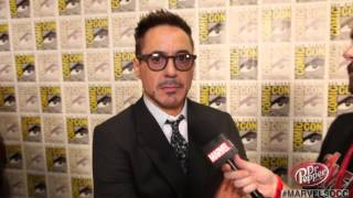 After the Panel: Robert Downey Jr. On What to Expect from Marvel's The Avengers: Age of Ultron