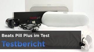 Der Beats Pill Plus (Pill+) im Test - Schicker Bluetooth-Lautsprecher